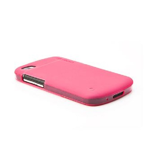 CAPDASE Soft Jacket for BB Q10 [SJBBQ10-P209-BB] - Tinted Red - Casing Handphone / Case